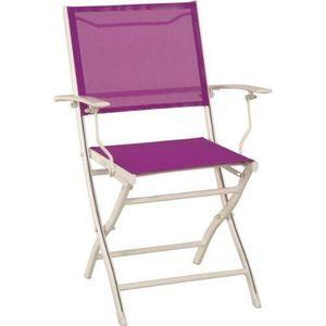 fauteuil de terrasse achat vente fauteuil de terrasse pas cher cdiscount. Black Bedroom Furniture Sets. Home Design Ideas