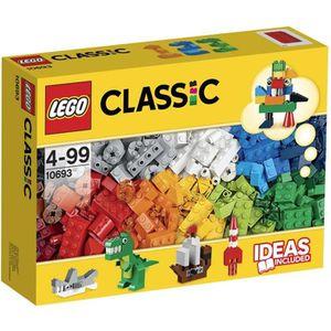 ASSEMBLAGE CONSTRUCTION LEGO® Classic10693 Le Complément créatif - 303 piè
