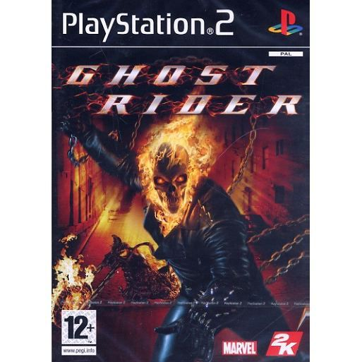 JEU PS2 GHOST RIDER / PS2