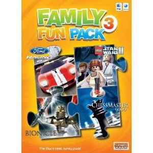JEUX PC Family fun pack 3