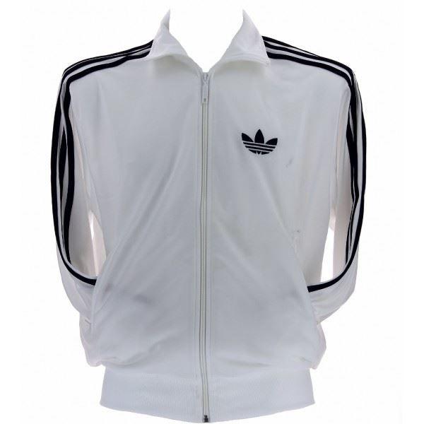 veste adidas firebird homme blanche achat vente veste veste adidas firebird homme cdiscount. Black Bedroom Furniture Sets. Home Design Ideas