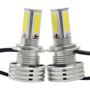 ampoule led h4 100w achat vente ampoule led h4 100w pas cher cdiscount. Black Bedroom Furniture Sets. Home Design Ideas