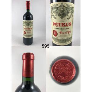 VIN ROUGE Petrus 2002, Pomerol, Rouge
