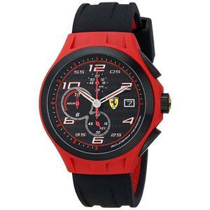 MONTRE Montre Ferrari Homme 0830017 Quartz Analogique Cad