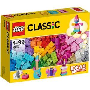 ASSEMBLAGE CONSTRUCTION LEGO® Classic 10694 Boîte créative Couleurs vives