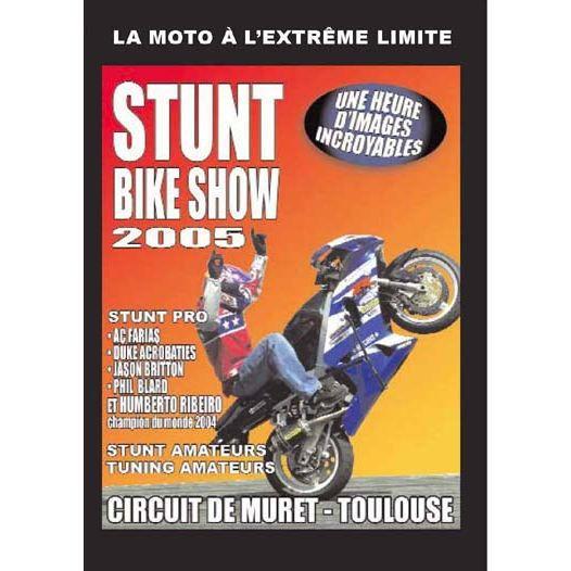 dvd stunt bike show 2005 en dvd documentaire pas cher cdiscount. Black Bedroom Furniture Sets. Home Design Ideas