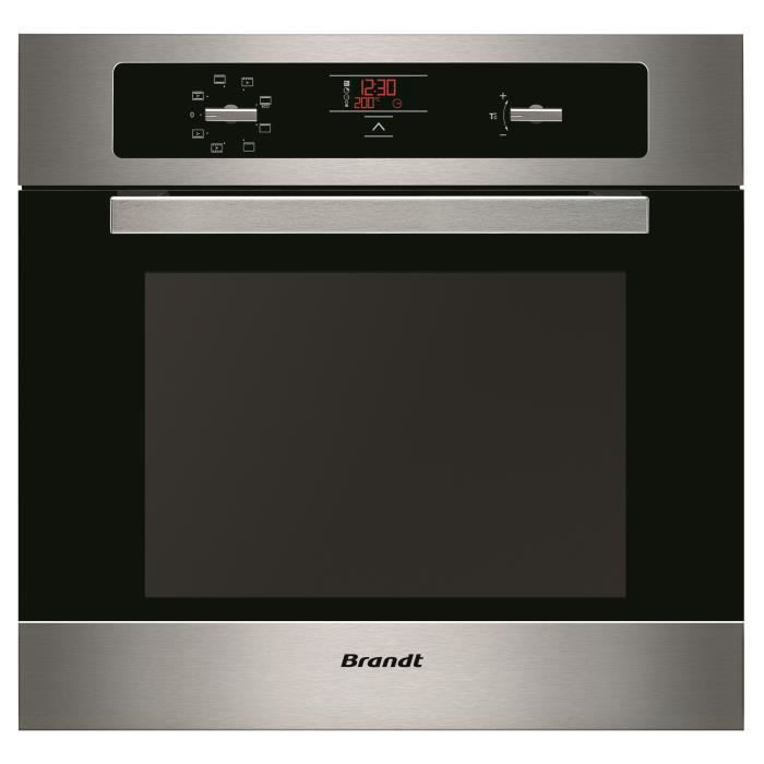 Brandt fe1222x achat vente four cdiscount for Whirlpool akz 520 ixpf