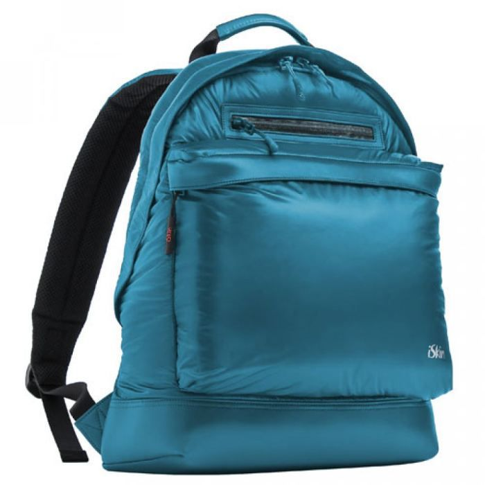 sac dos rembourr iskin shelby bleu bleu achat vente. Black Bedroom Furniture Sets. Home Design Ideas