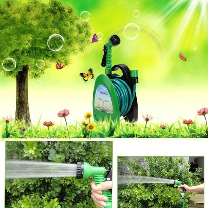 homdox jardin eau tuyau buse jet d eau extensible 10m achat vente tuyau buse