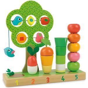 VILAC J'apprends ? compter les légumes