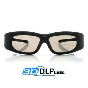 """LUNETTES 3D Lunettes 3D DLP-Link """"Wave Xtra""""- FULL HD 1080p -"""