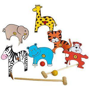 jeux animaux de la jungle achat vente jeux et jouets pas chers. Black Bedroom Furniture Sets. Home Design Ideas