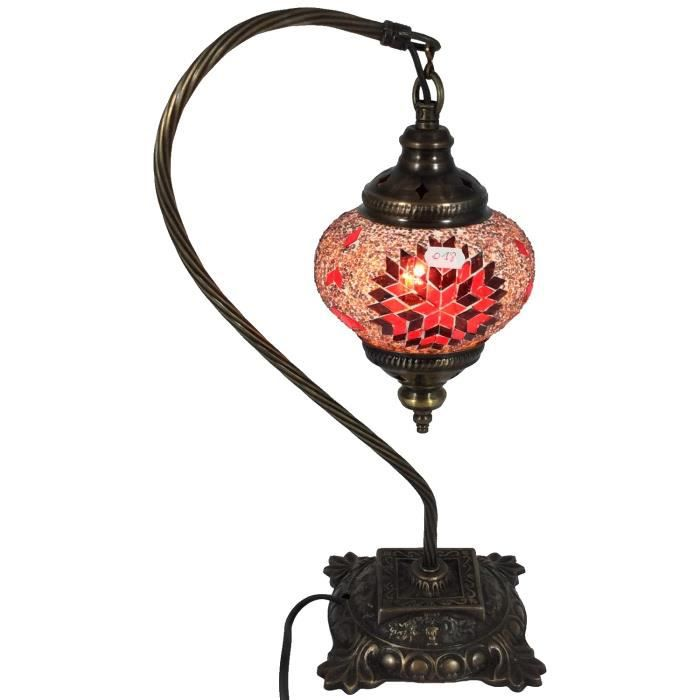 lampe de table chevet mosa que m18. Black Bedroom Furniture Sets. Home Design Ideas