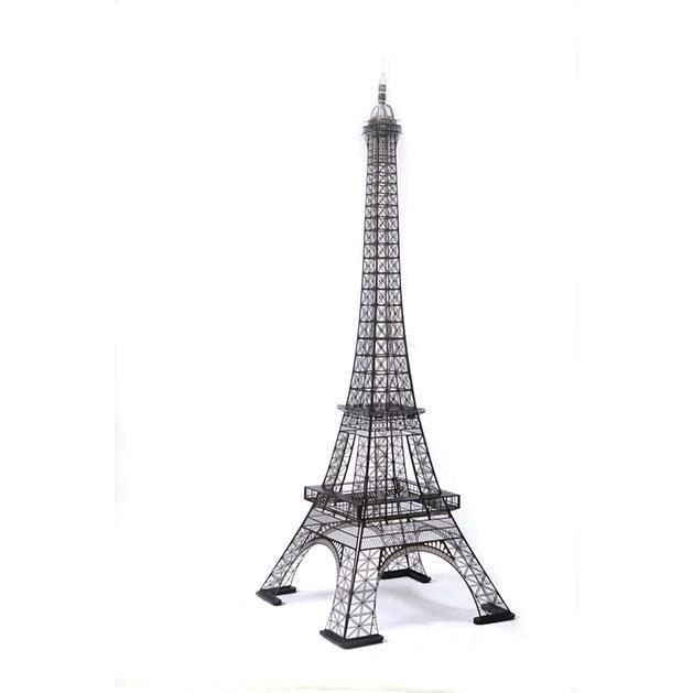 Tour eiffel design d corative g ante 100 cm achat vente objet d coratif cdiscount - Tour eiffel deco ...