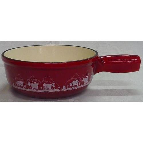 po lon en fonte 24 cm 39 vache rouge 39 table cook achat vente cassolette terrine po lon en. Black Bedroom Furniture Sets. Home Design Ideas
