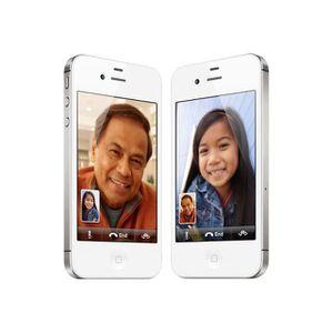 Téléphone portable APPLE IPHONE 4S 8GB WHITE EU