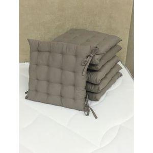Coussin de chaise achat vente coussin de chaise pas - Galette de chaise epaisse ...