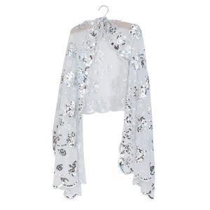 echarpe foulard chle charpe tole paillettes pour dcor - Etole Mariage Pas Cher