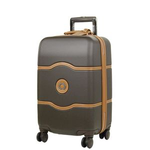 """VALISE - BAGAGE Delsey """"Chatelet Hard +"""" - Valise Taille Cabine 55"""