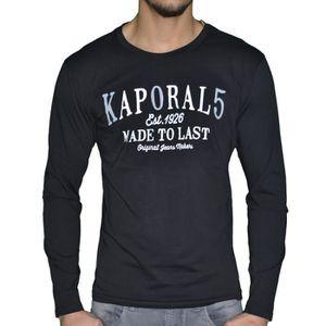 T-SHIRT Kaporal - T-shirt Manches Longues - Homme - M12kli