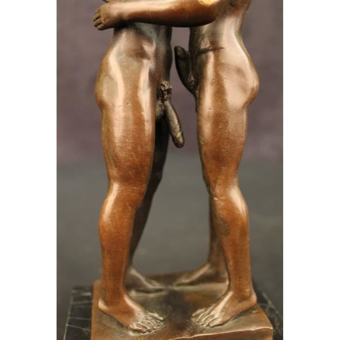 gay porn statue