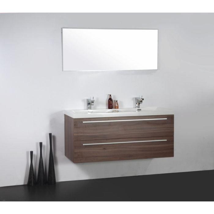 Ensemble meuble salle de bains double vasque 12 achat - Ensemble meuble salle de bain ...