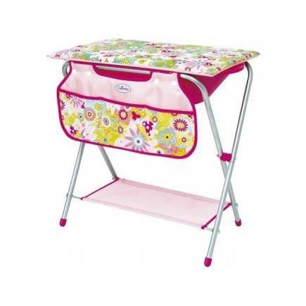 table a langer 2 en 1 avec baignoire accessoi achat vente accessoire poupon cdiscount. Black Bedroom Furniture Sets. Home Design Ideas