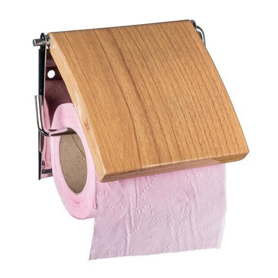 porte papier toilettes style peuplier bois bambou achat vente serviteur wc porte papier. Black Bedroom Furniture Sets. Home Design Ideas