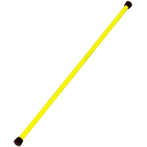 barre de gymnastique lest e 2 kg jaune achat vente. Black Bedroom Furniture Sets. Home Design Ideas