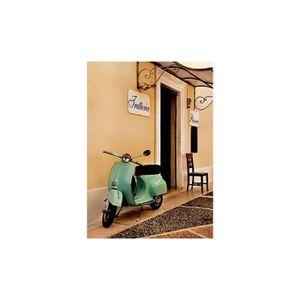 tableau vespa achat vente tableau vespa pas cher les soldes sur cdiscount cdiscount. Black Bedroom Furniture Sets. Home Design Ideas
