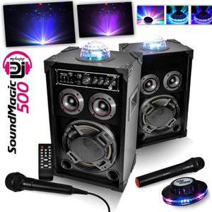 kit karaoke achat vente kit karaoke pas cher soldes d hiver d s le 11 janvier cdiscount. Black Bedroom Furniture Sets. Home Design Ideas