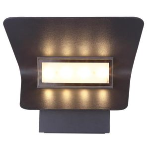 Applique del 5 watts luminaire mural lampe ext rieur for Luminaire mural exterieur