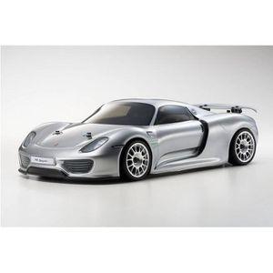 DRONE FAZER VE Porsche 918 Spyder sylver