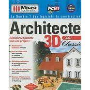 Architecte 3d classic achat vente logiciel loisirs for Architecte 3d aide