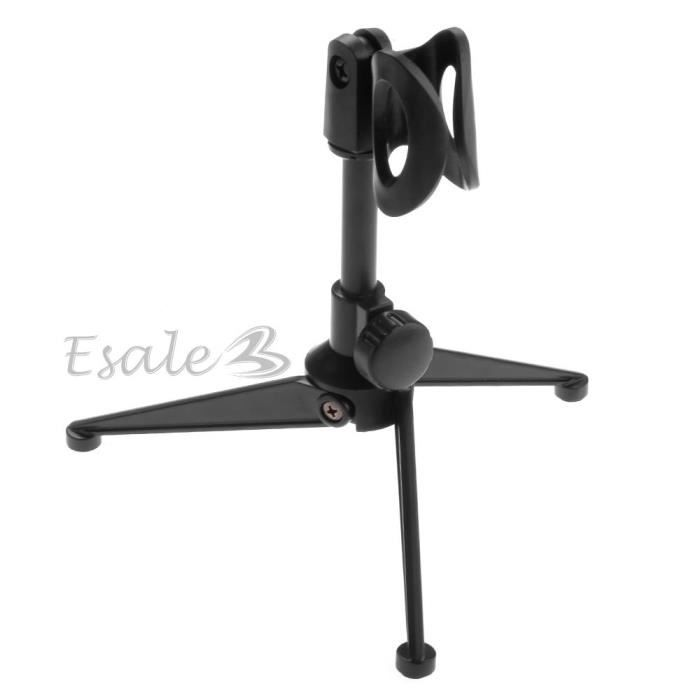 Pince support tr pied de microphone micro unive achat vente tr pied pince support tr pied - Support photo pince ...