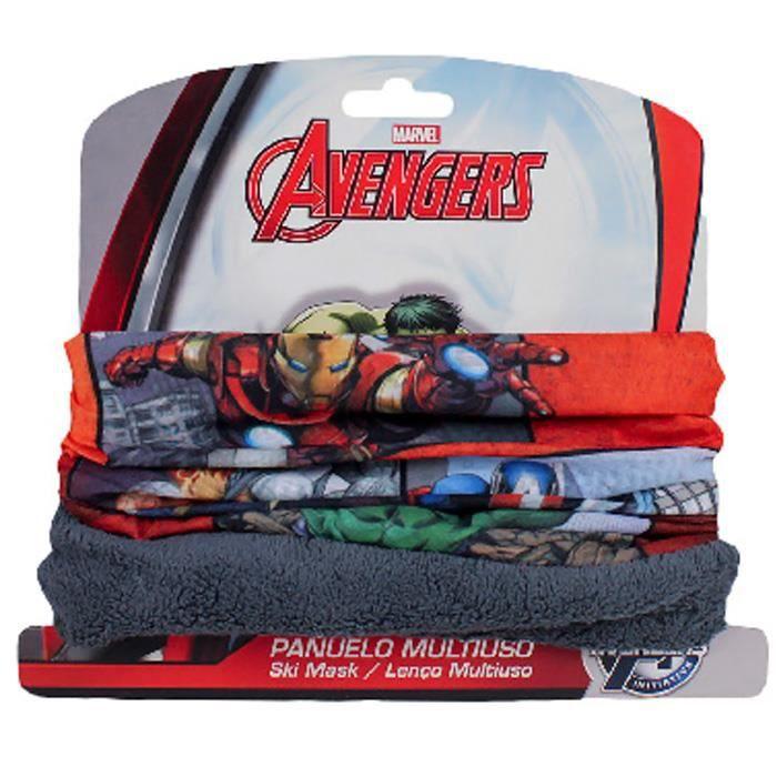 Avengers snood tour de cou avengers l 39 ere d 39 ultron hiver for Tour avengers