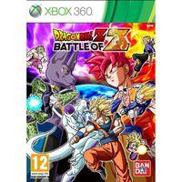 JEUX XBOX 360 Dragon Ball Z Battle Of Z Day One Edition XBOX 360