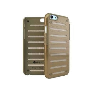 I PAINT Coque métal iPhone 6 6S Or