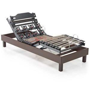 SOMMIER Sommier électrique 90 x 200 Ultramix Armorel Relax
