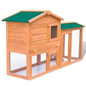 abri pour lapin exterieur achat vente abri pour lapin. Black Bedroom Furniture Sets. Home Design Ideas