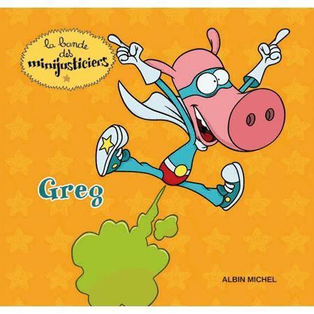 Greg achat vente livre h l ne bruller zep vincent costi gr gory baran s collectif editions - La bande des minijusticiers ...