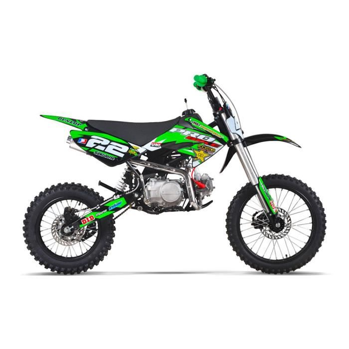 moto dirt bike 125 cc dirt bike probike grandes roues achat vente moto moto dirt bike 125 cc. Black Bedroom Furniture Sets. Home Design Ideas