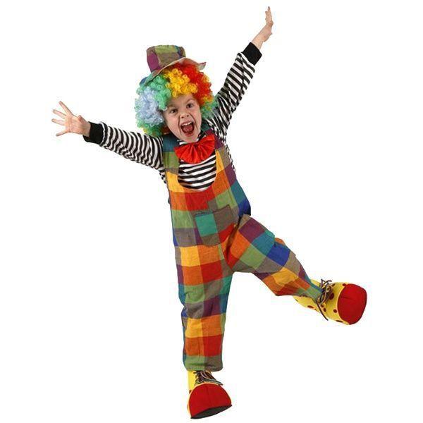 déguisement clown fille 4 ans