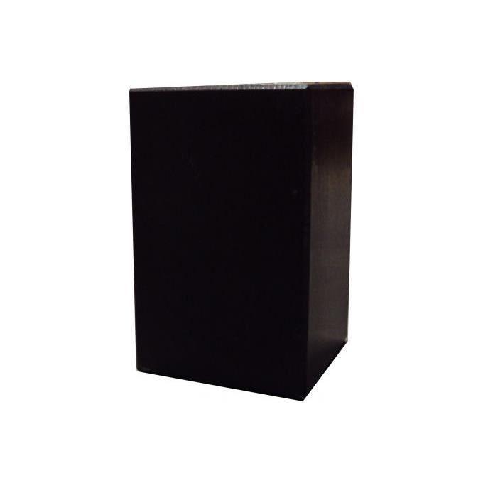 4 pieds bois wenge pour sommier tapissier achat vente pied de lit 4 pieds bois wenge cdiscount. Black Bedroom Furniture Sets. Home Design Ideas