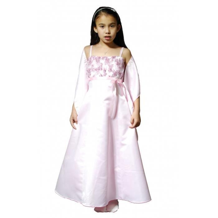 robe de demoiselle d 39 honneur achat vente robe de c r monie cdiscount. Black Bedroom Furniture Sets. Home Design Ideas