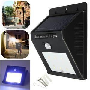 Lampes exterieur solaire avec interrupteur achat vente for Applique exterieur etanche