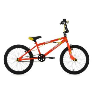 "VÉLO BMX BMX Hedonic 20"" orange-jaune KS Cycling"