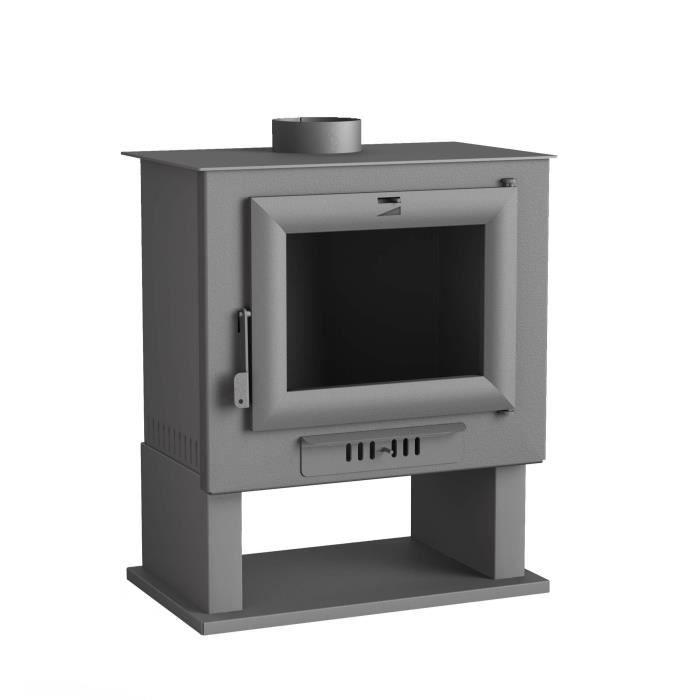 ch 0 po le bois en acier achat vente po le insert foyer ch 0 po le bois en acier. Black Bedroom Furniture Sets. Home Design Ideas