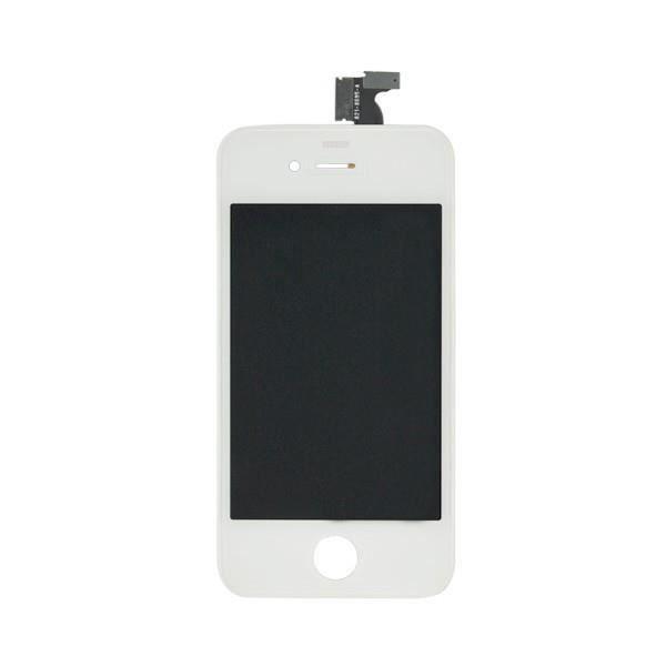 ecran iphone 4s blanc achat pi ce d tach e pas cher avis et meilleur prix cdiscount. Black Bedroom Furniture Sets. Home Design Ideas