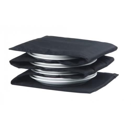 Chauffe assiettes lectrique noir de 30 x 30 cm achat vente chauffe plat - Chauffe assiettes electrique ...